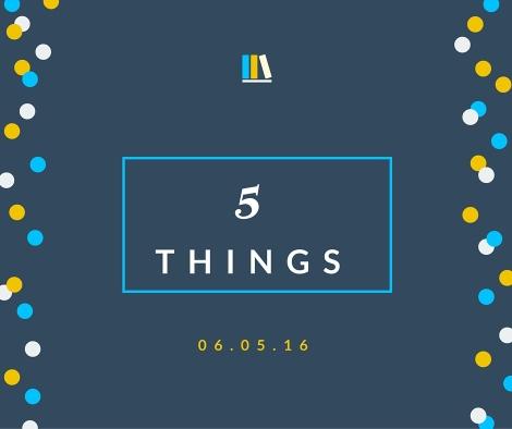 5 THINGSGracias