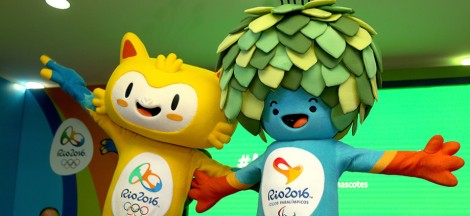 Rio 2016 Introduces Mascots for the Olympic and Paralympic Games